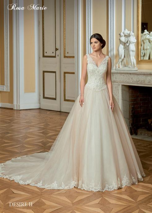 Suknia ślubna DESIRE II