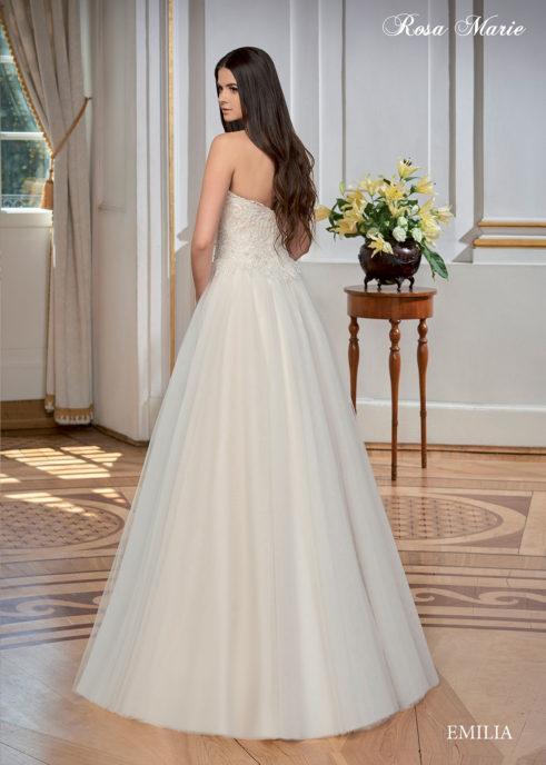 Suknia ślubna EMILIA