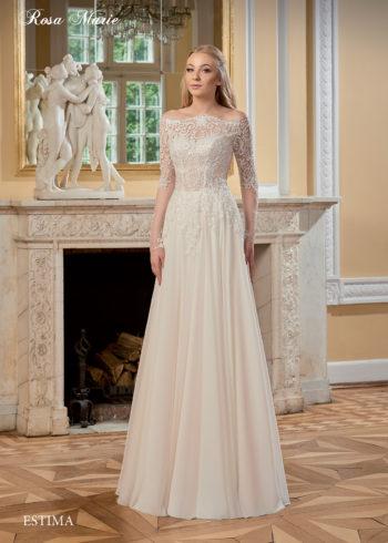 Suknia ślubna ESTIMA