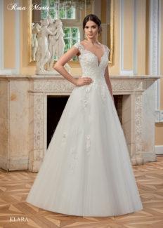 Suknia ślubna KLARA