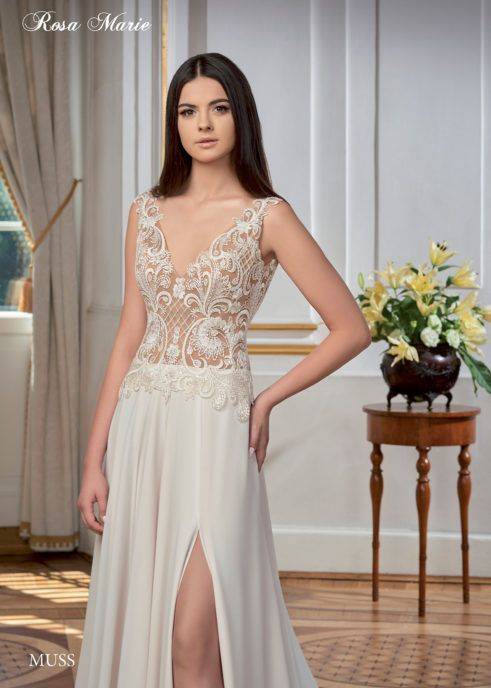 Suknia ślubna MUSS