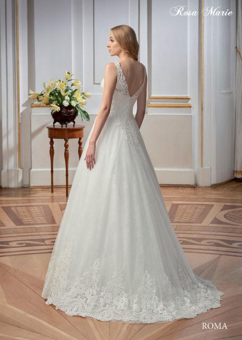 Suknia ślubna ROMA
