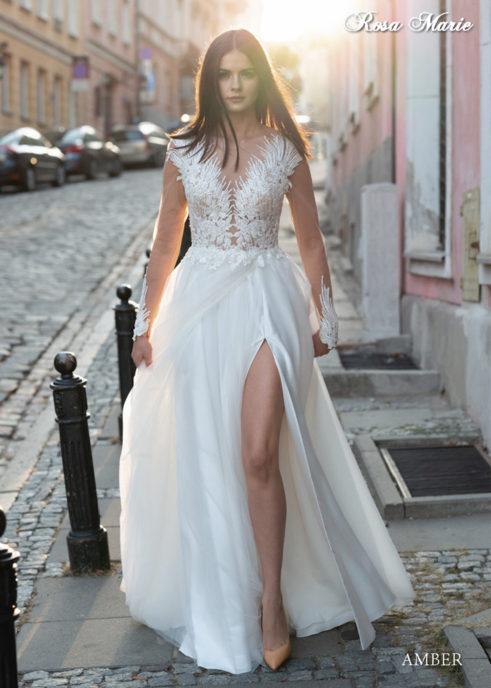 Suknia ślubna AMBER