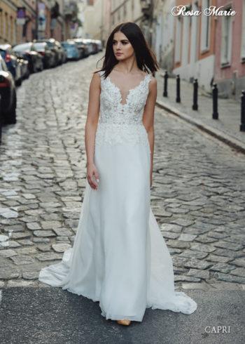 Suknia ślubna CAPRI