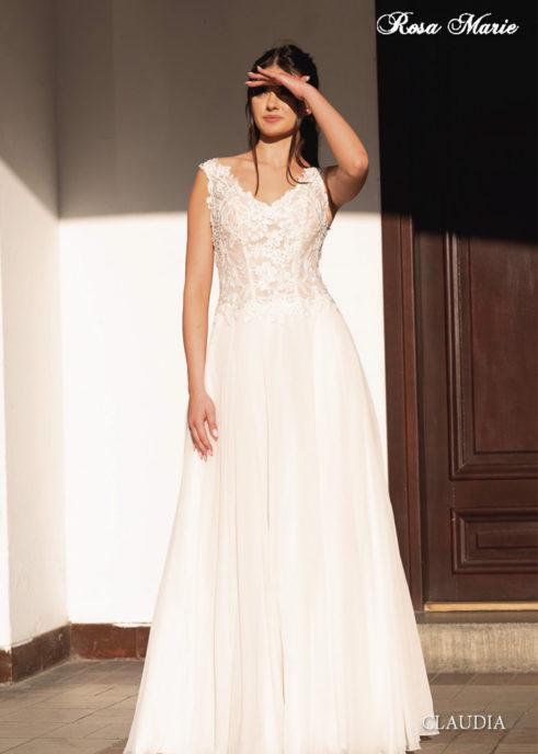 Suknia ślubna CLAUDIA