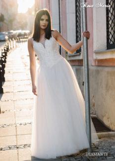 Suknia ślubna DIAMANTE