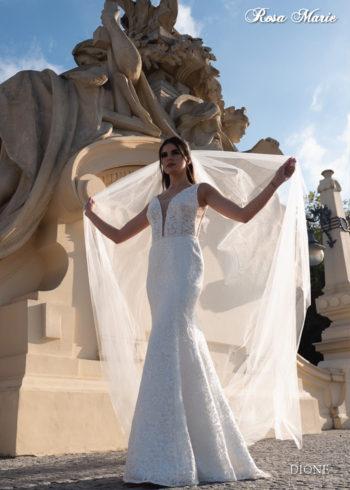 Suknia ślubna DIONE