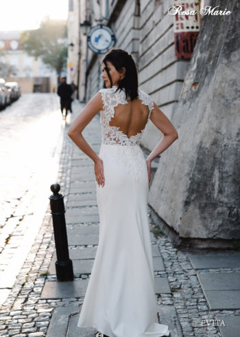 Suknia ślubna EVITA