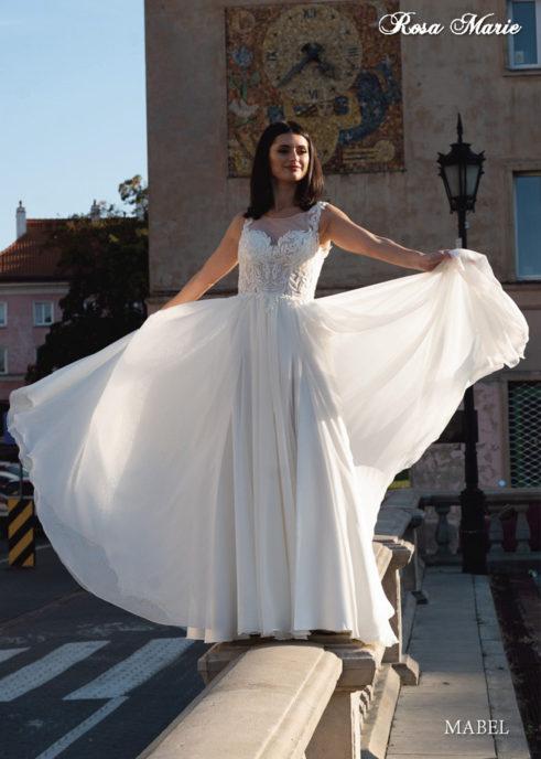 Suknia ślubna MABEL