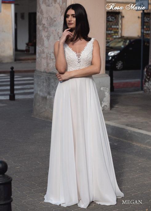 Suknia ślubna MEGAN