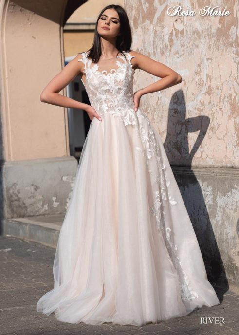 Suknia ślubna RIVER