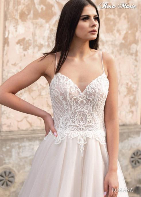 Suknia ślubna ROXANA
