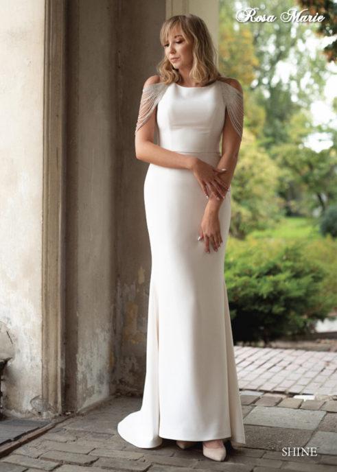 Suknia ślubna SHINE