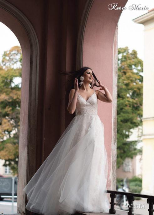 Suknia ślubna VESTA
