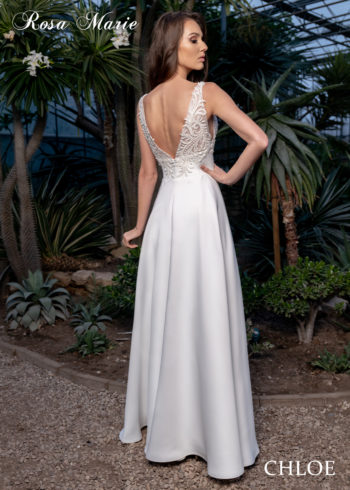 Suknia ślubna CHLOE