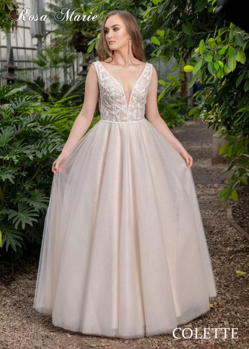 Suknia ślubna COLLETTE