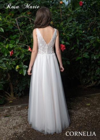 Suknia ślubna CORNELIA