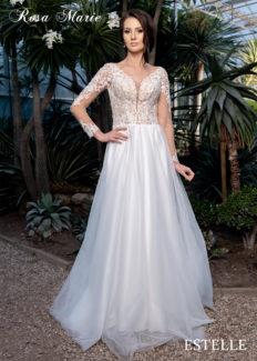 Suknia ślubna ESTELLE