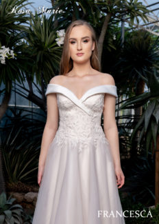 Suknia ślubna FRANCESCA