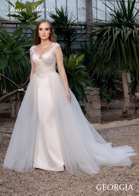 Suknia ślubna GEORGIA