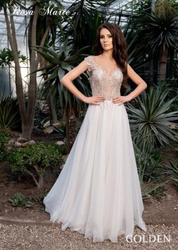 Suknia ślubna GOLDEN