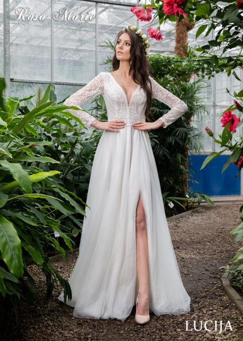 Suknia ślubna LUCIJA