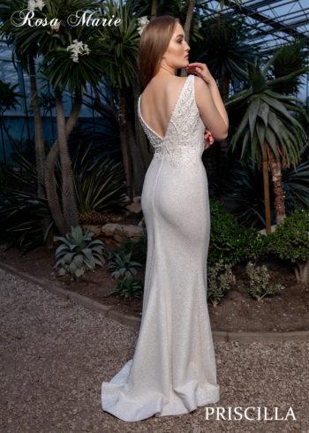 Suknia ślubna PRISCILLA