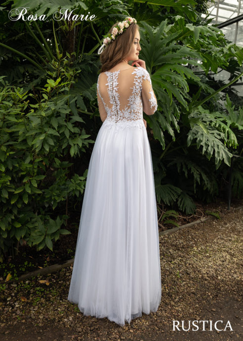 Suknia ślubna RUSTICA