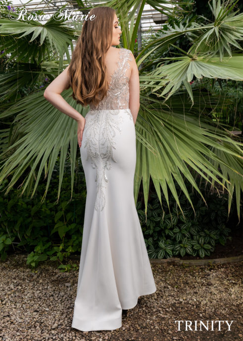 Suknia ślubna TRINITY