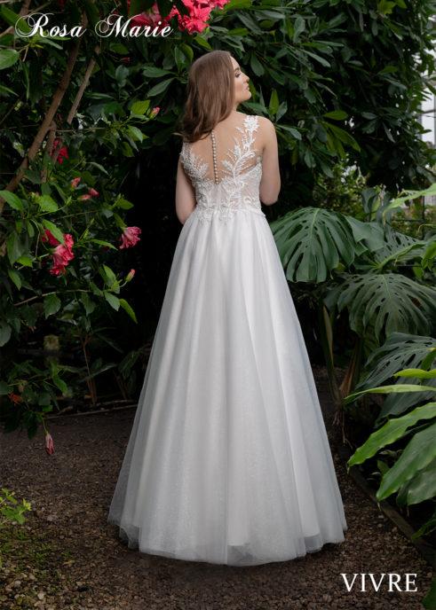 Suknia ślubna VIVRE